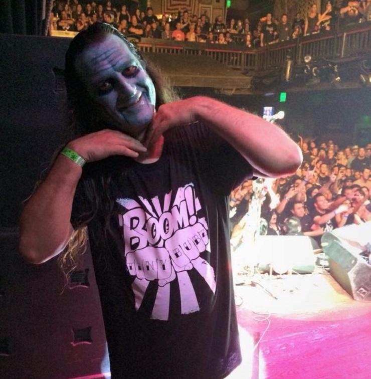 Former Black Flag/Misfits Guitarist Dez Cadena Seeks Funds for Cancer Treatment