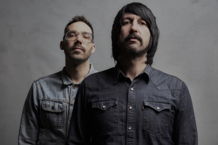 Death from Above 1979 Map Out 2022 North American Tour