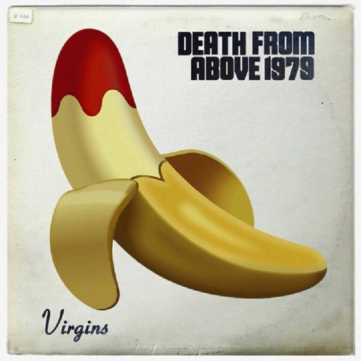 "Death From Above 1979 ""Virgins"" (acoustic version)"
