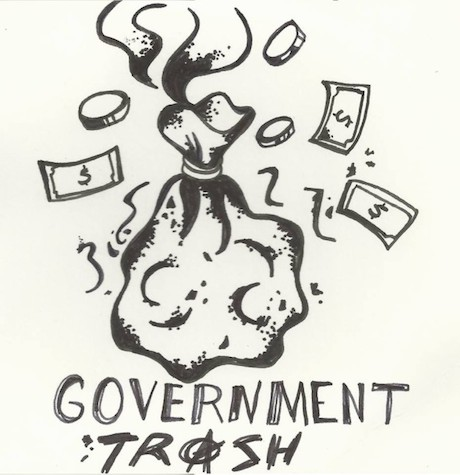 """Death From Above 1979 """"Government Trash"""""""