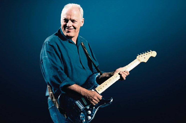 David Gilmour auctioning guitars from personal collection