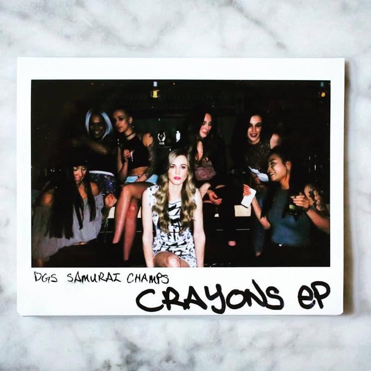 DGS Samurai Champs 'Crayons' (EP stream)