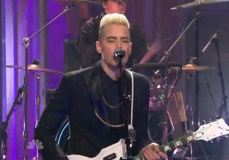 "Diamond Rings ""I'm Just Me"" (live on 'Leno')"