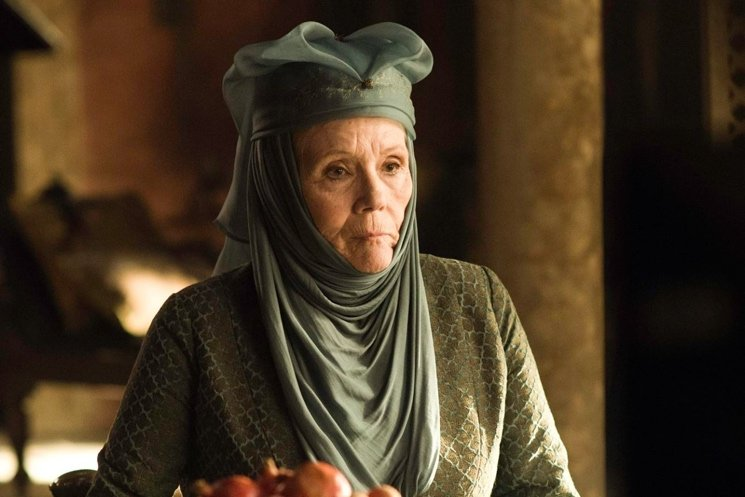Diana Rigg of 'Game of Thrones' and James Bond Has Died