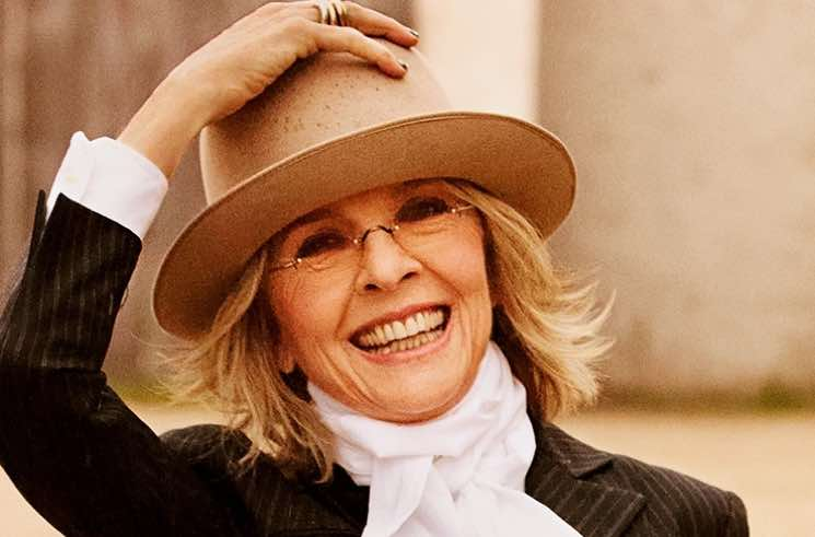 ​Diane Keaton Voices Support for Woody Allen