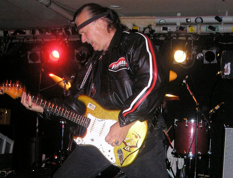 Jack White Pens Moving Tribute to Late Surf Hero Dick Dale