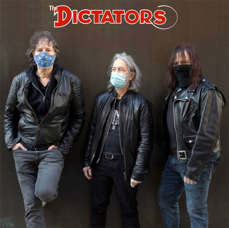 Punk Heroes the Dictators Reunite for Their First New Material in 20 Years