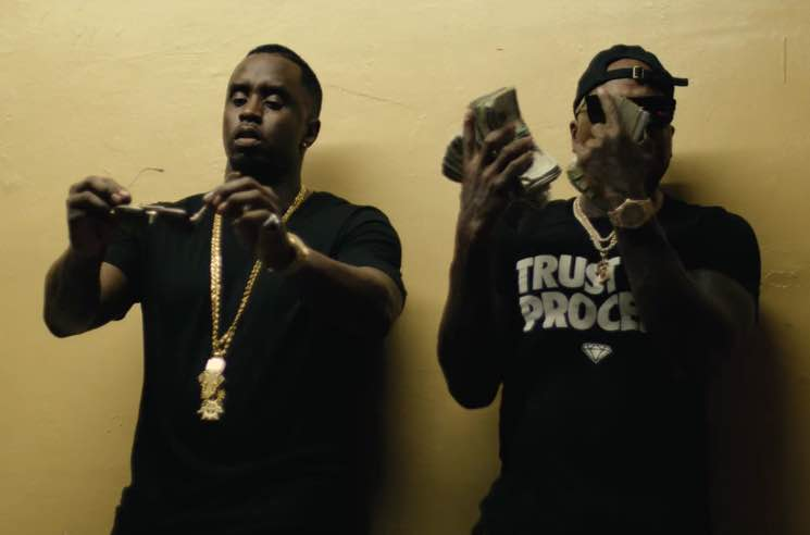 Jeezy 'Bottles Up' (ft. Puff Daddy) (video)