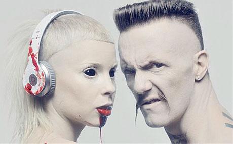Sónar on Tour featuring Die Antwoord, Azari & III, Tiga Sound Academy, Toronto, ON, November 1
