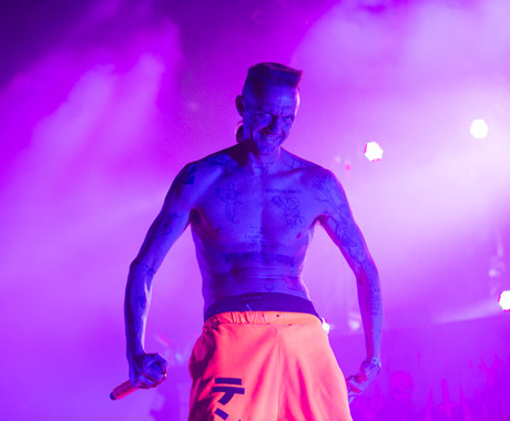 Sasquatch! Music Festival with Die Antwoord, HAIM, Rodriguez Gorge Amphitheatre, Quincy WA, May 23-25
