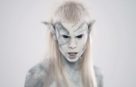Die Antwoord 'TEN$ION' (album trailer)