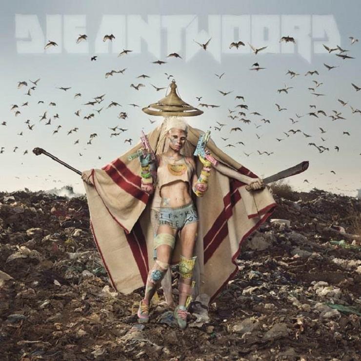 "Die Antwoord Announce New LP, Premiere ""Banana Brain"""