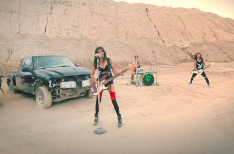 "​Diemonds Premiere ""Our Song"" Video"