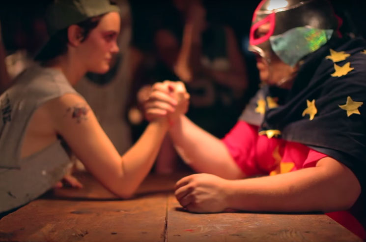 "Diet Cig ""Dinner Date"" (video)"