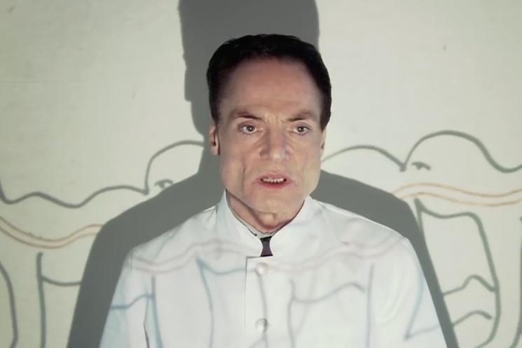 'Human Centipede' Star Dieter Laser Has Died