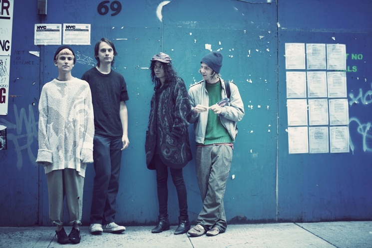 DIIV Book North American Fall Tour