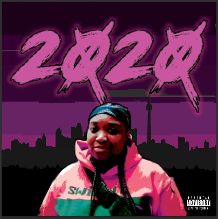 DijahSB's Relatable Rhymes Make '2020 the Album' as Timely as It Gets