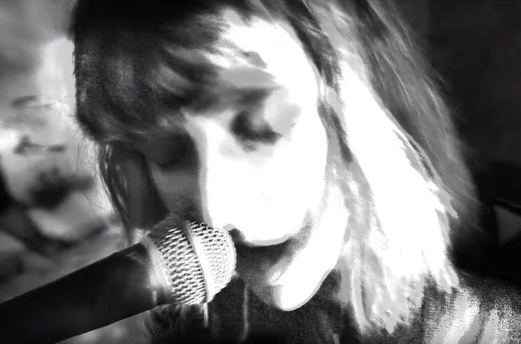 Dilly Dally 'The Touch' (video)