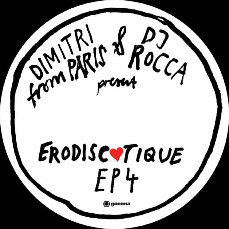 Dimitri From Paris & DJ Rocca Erodiscotique EP 4