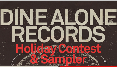 Various Dine Alone Records Holiday Sampler