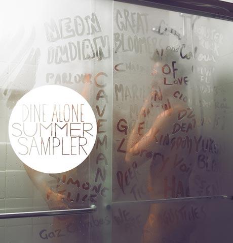 Various Dine Alone Records Summer Sampler