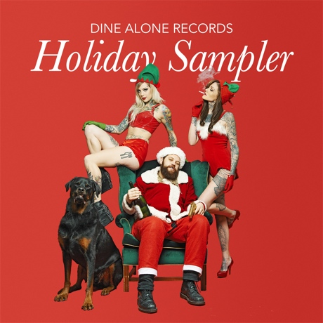 Various 'Dine Alone Holiday Sampler 2013'