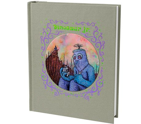 Dinosaur Jr. Revisit Their Past with Coffee Table Book