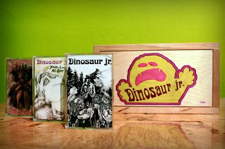 Dinosaur Jr. Reissue First Three Albums as Cassette Box Set