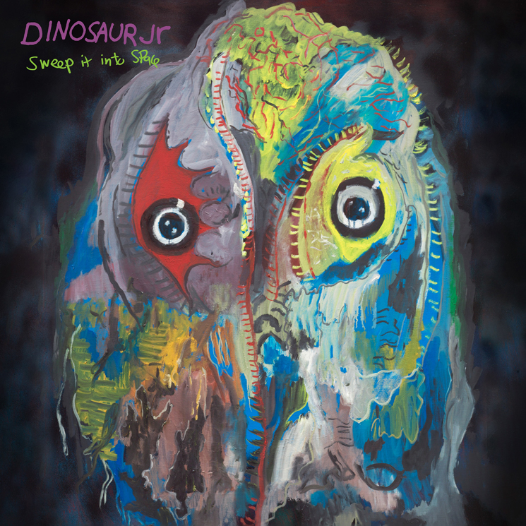 Dinosaur Jr. Don't Mess with a Good Thing on 'Sweep It into Space'