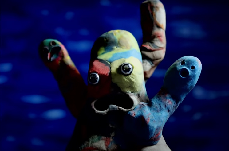 Dinosaur Jr.'s Album Cover Creature Comes to Life in Their 'Take It Back' Video