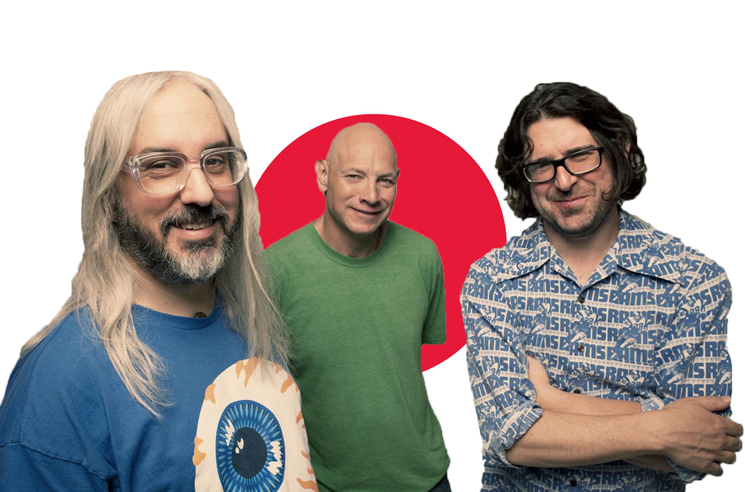 Here's Why Dinosaur Jr. Were Suddenly Big in Japan