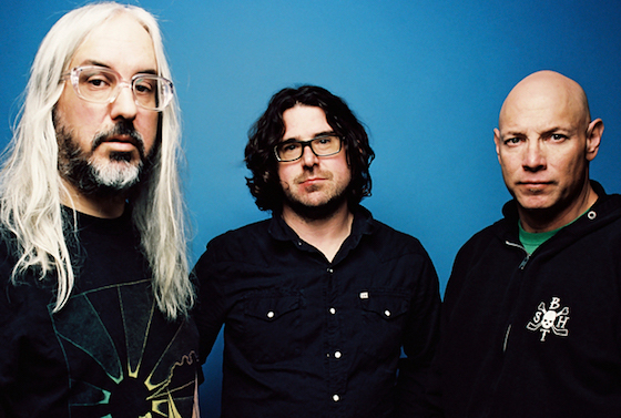 Dinosaur Jr.'s Lou Barlow and J. Mascis Are Not on Speaking Terms