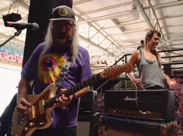 Dinosaur Jr. 'Goin Down' (video)