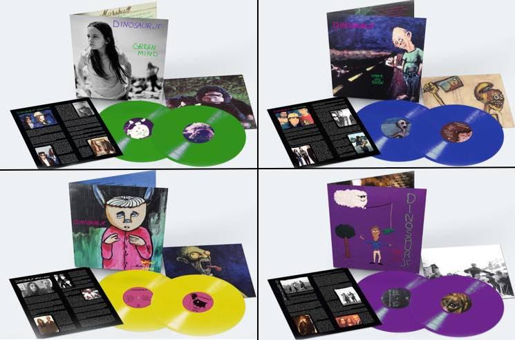 Dinosaur Jr. Announce '90s Album Reissues