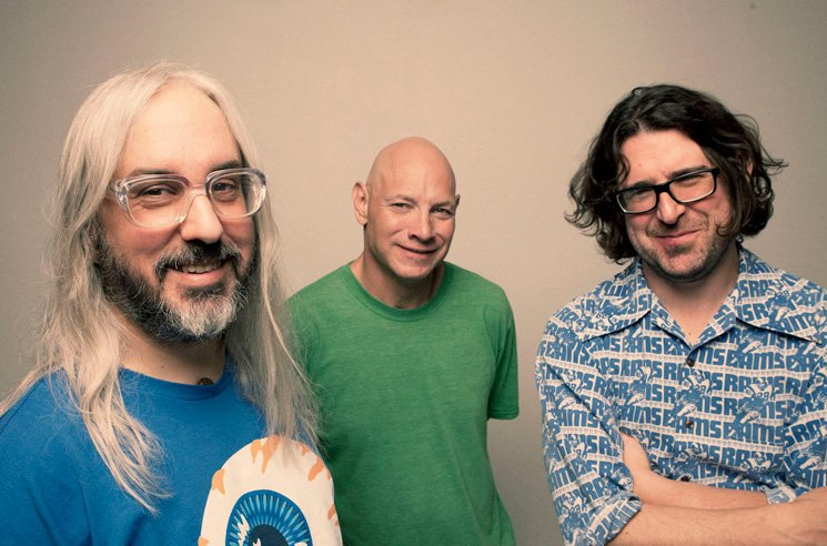 Dinosaur Jr.'s Next Album Is Done