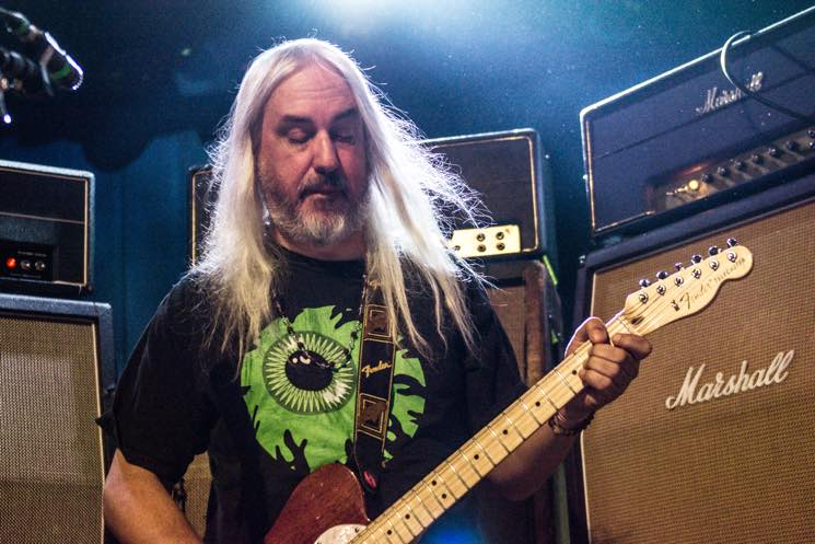 J Mascis Pays Tribute to Italy with New Video