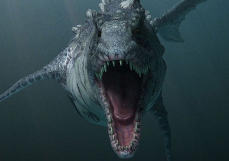 Dinoshark Kevin O'Neill