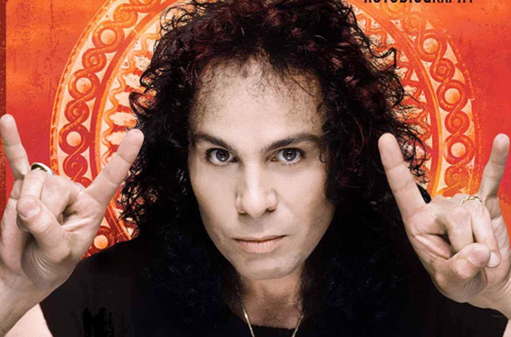 Ronnie James Dio's Long-Awaited Autobiography 'Rainbow in the Dark' Finally Set for Release