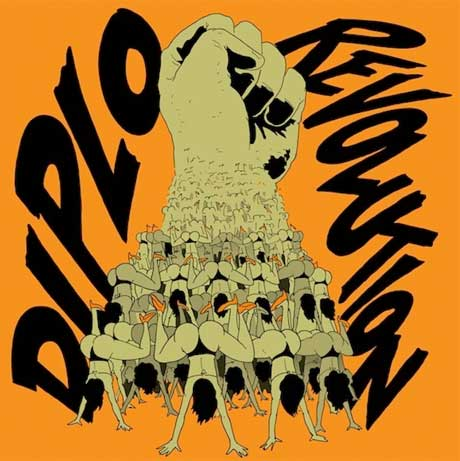 Diplo Taps Action Bronson, Mr. Muthafuckin' eXquire, Riff Raff for 'Revolution' EP