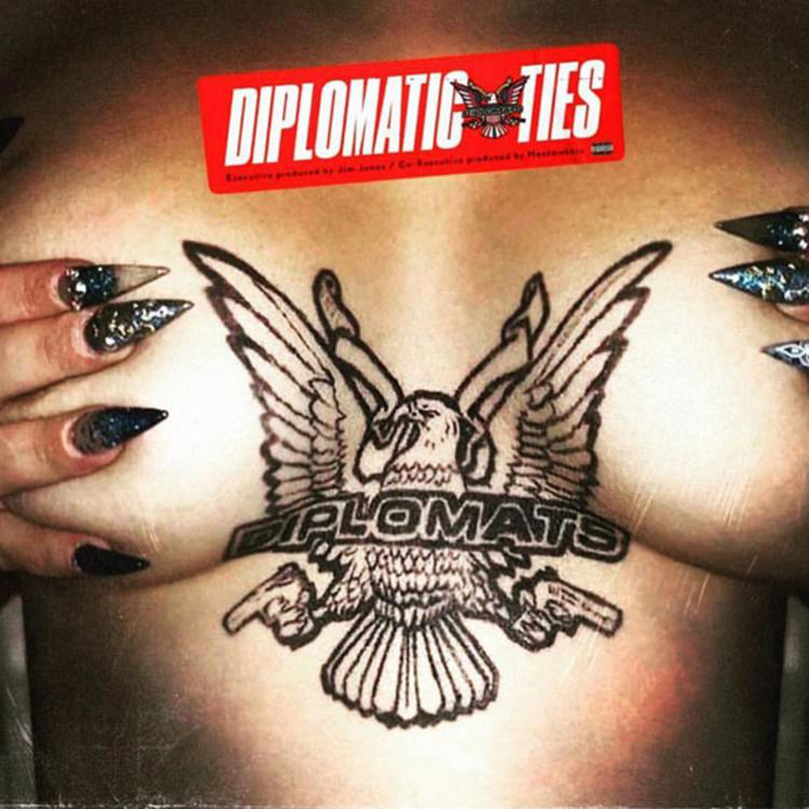Stream Dipset's New Album 'Diplomatic Ties'