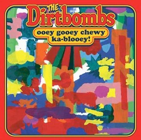 The Dirtbombs Plot Bubblegum Pop Album