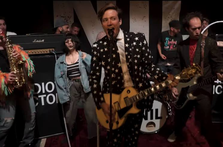 "The Dirty Nil Spotlight Strange Talents in ""Idiot Victory"" Video"