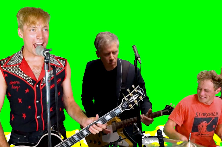 Watch the Dirty Nil Cover Nirvana with Odds' Craig Northey