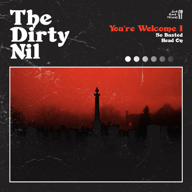 ​The Dirty Nil Unveil Single Series with Covers of Culture Abuse and the Jesus & Mary Chain