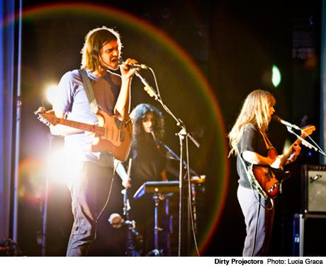 Dirty Projectors Danforth Music Hall, Toronto ON July 6