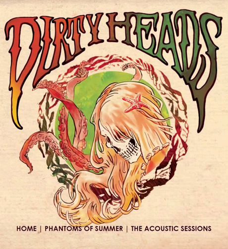 The Dirty Heads 'Home - Phantoms of Summer: The Acoustic Sessions' (album stream)