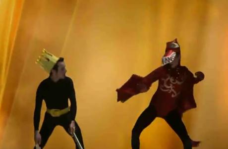Dirty Three 'Rising Below' (video)