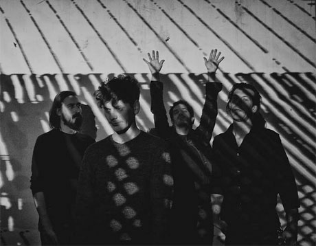 Disappears and Suuns Team Up for North American Winter Tour
