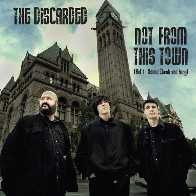 Stream the Discarded's 'Not from This Town' EP