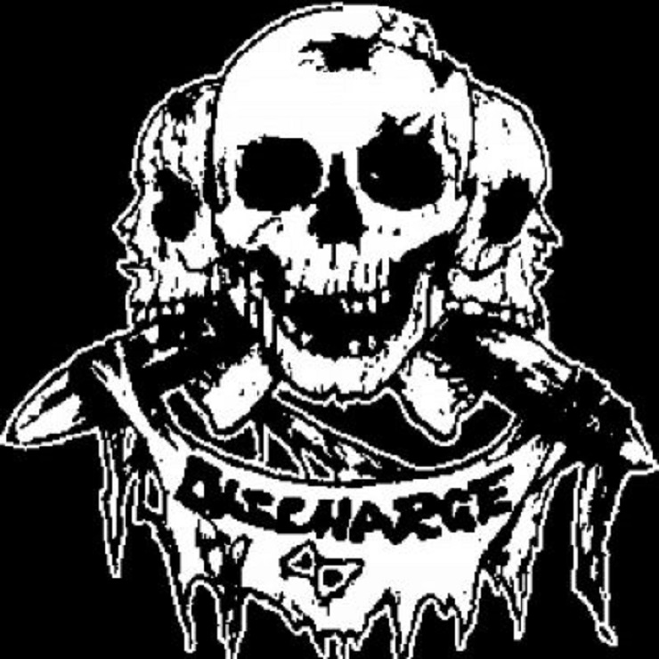 Discharge Sign with Nuclear Blast for First Album in 8 Years